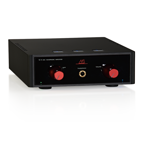 U4 DAC Headphone Amplifier